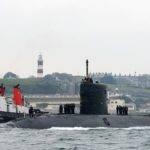 Hms Torbay Home After Six Month Patrol Royal Navy