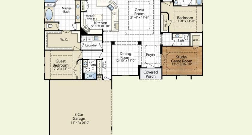 Hogan Homes Floor Plans Montelena