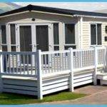 Holiday Park Also Offer Brand New Mobile Homes Sale