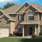 Home Builder Loganville Harmony Club Plans Oakwood Iii