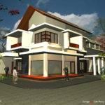 Home Design Exterior Back Front Models