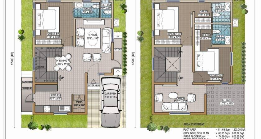 Home Floor Plan House