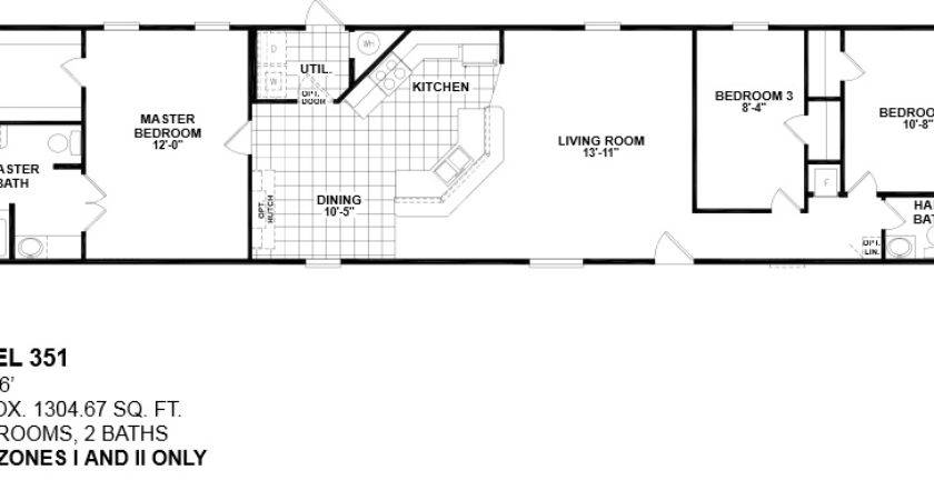 Home Floor Plans Bedroom Manufactured Homes Archives