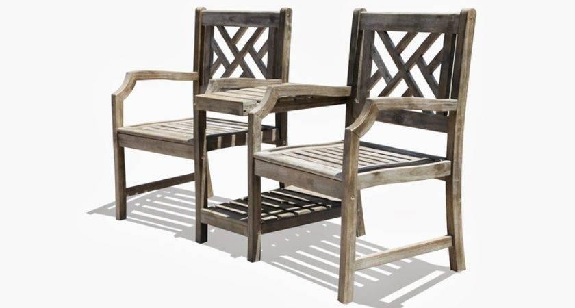 Home Garden Patio Furniture Renaissance Atlantic Partner Armchair