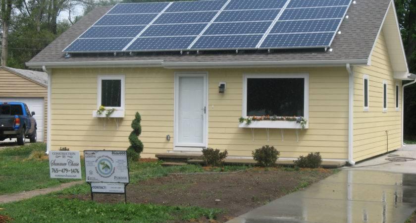 Home Into Century Model Energy Efficiency Students