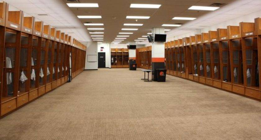 Home Locker Room Firstenergy Stadium