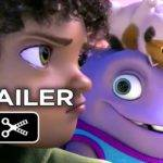 Home Official Trailer Jim Parsons Rihanna