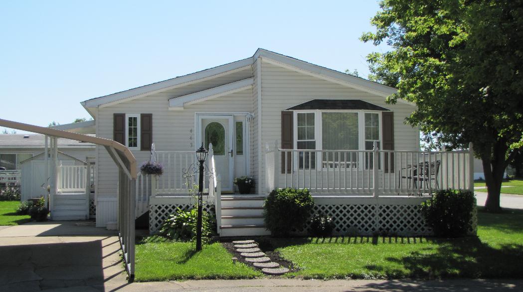 Home Park Manufactured Sales Serves Communities