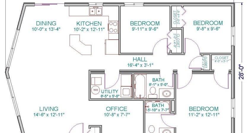Home Plans Small Prefab House Second Sun