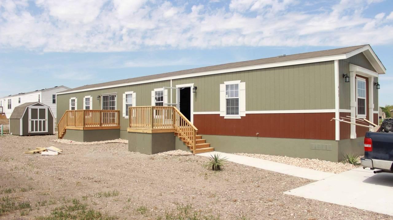 Home River Ranch Community Austin Model Exterior
