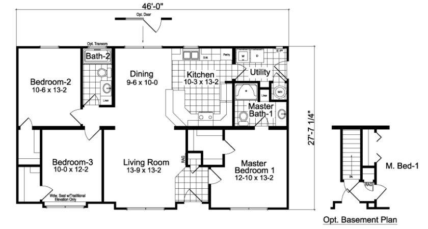 Home Select Homes Locations Modular Directions Land