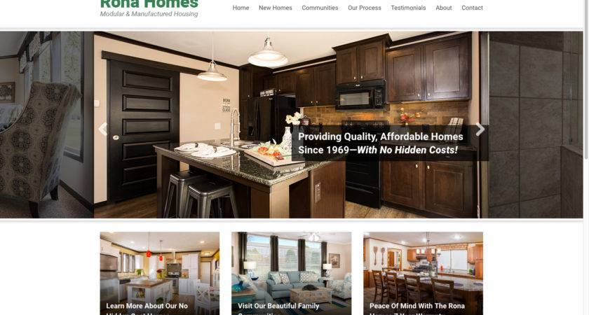 Homebuilders Custom Web Design Homebuilder Website Portfolio