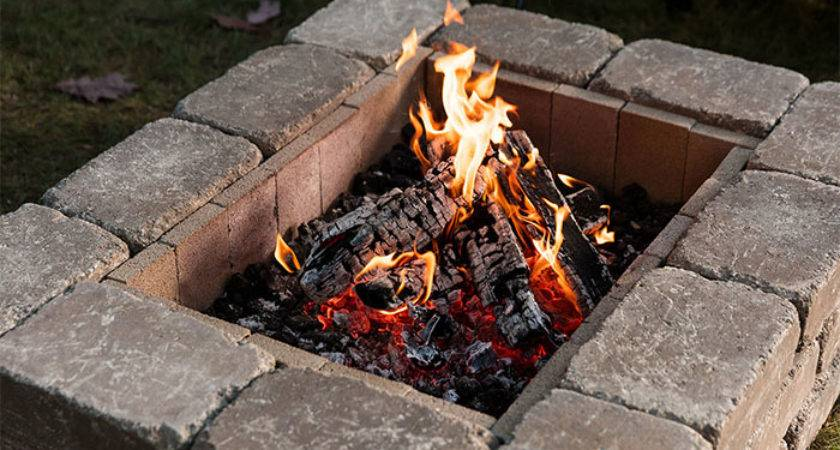 Homemade Fire Pit Can Build Diy Budget Home