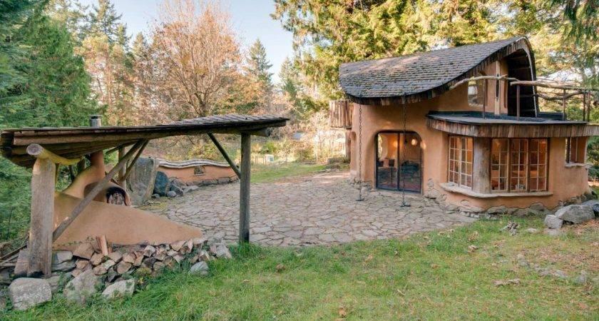 Homemade Homes Beautiful Sustainable Diy Houses