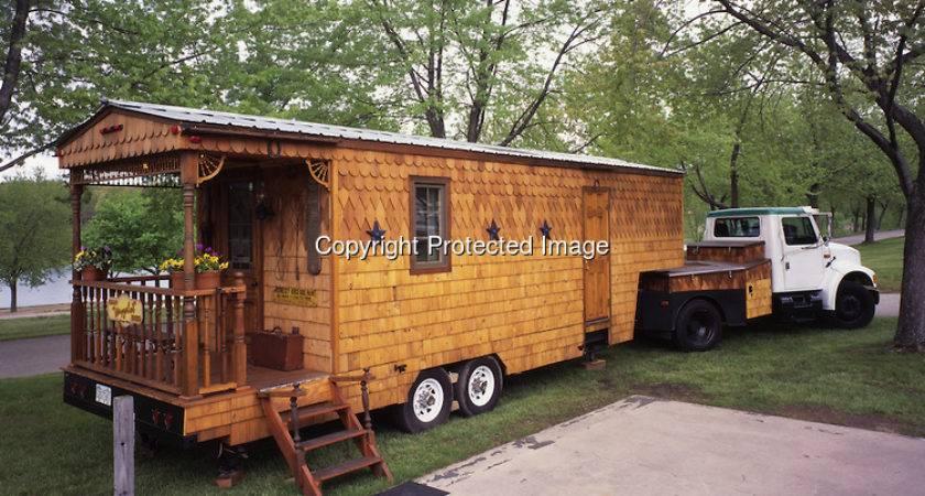 Homemade Trailer Homes Car Interior Design