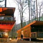 Homes Drops New Prefab House Glacier Washington Method