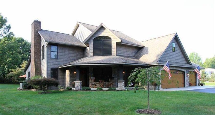 Homes Sale Gobles Real Estate Land