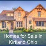 Homes Sale Kirtland Ohio Northeast