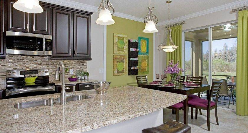 Homes Sandpiper Model Awarded Best Kitchen