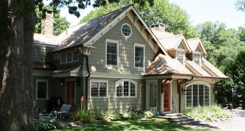 Hometalk Cape Cod Renovated Into Craftsman Style Home