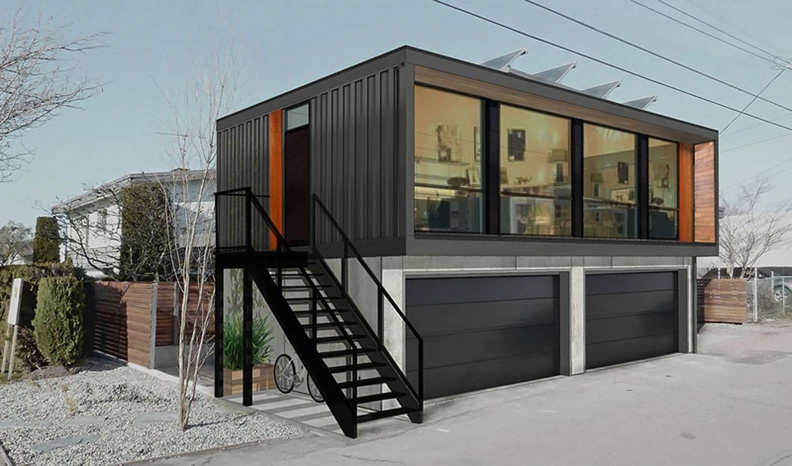 Honomobo Prefab Homes Shipping Containers Houses Tiny