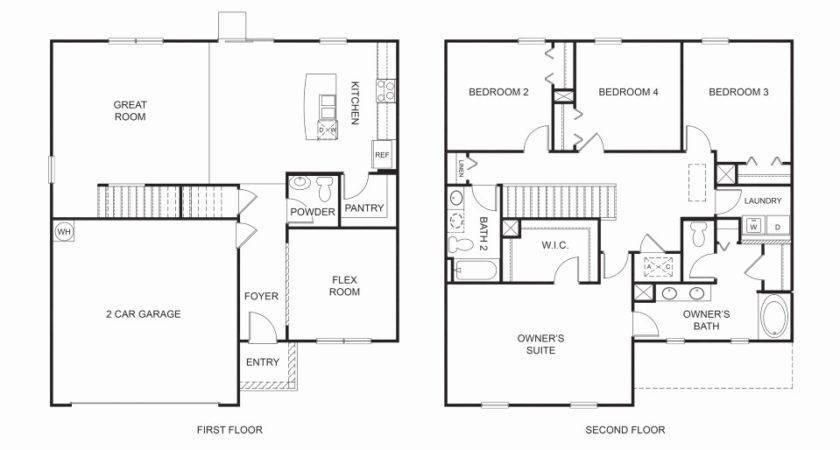 Horton Homes Floor Plans Texas
