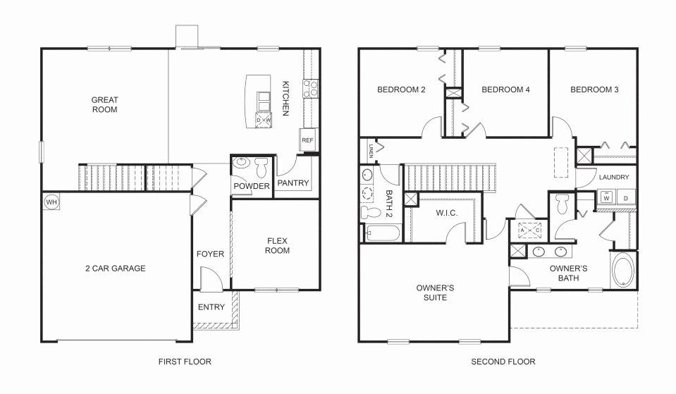 Horton Homes Floor Plans Texas