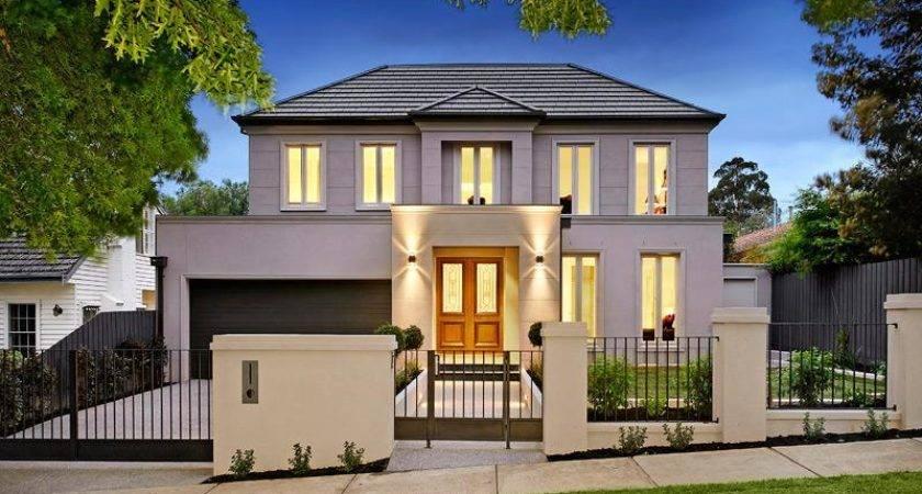 House Car Kids Rycon Built Home Sale Balwyn