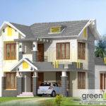 House Elevation Designs Keralahouseplanner Home