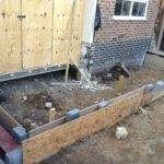 House Extension Steel Ring Beam Foundations