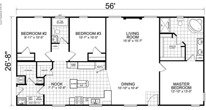 House Floor Plans Bedroom Bath Print Plan