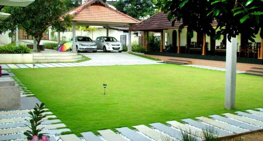 House Garden Designs Kerala Inspirations