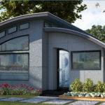 House Plan Amusing Prefab Tiny Kit Modern Home