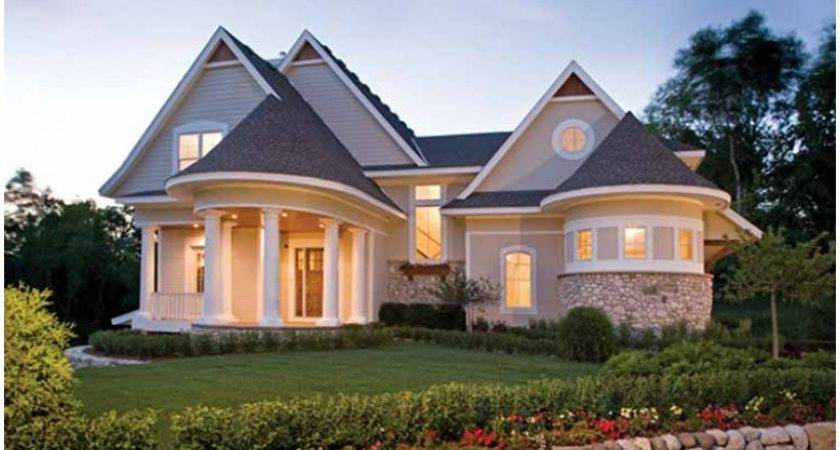 House Plan Four Bedroom Craftsman Home Square Feet