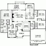 House Plan Stunning Exterior Square Feet Bedrooms