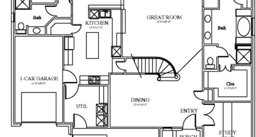 House Plans Bonus Room Smalltowndjs