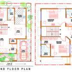 House Plans India Duplex
