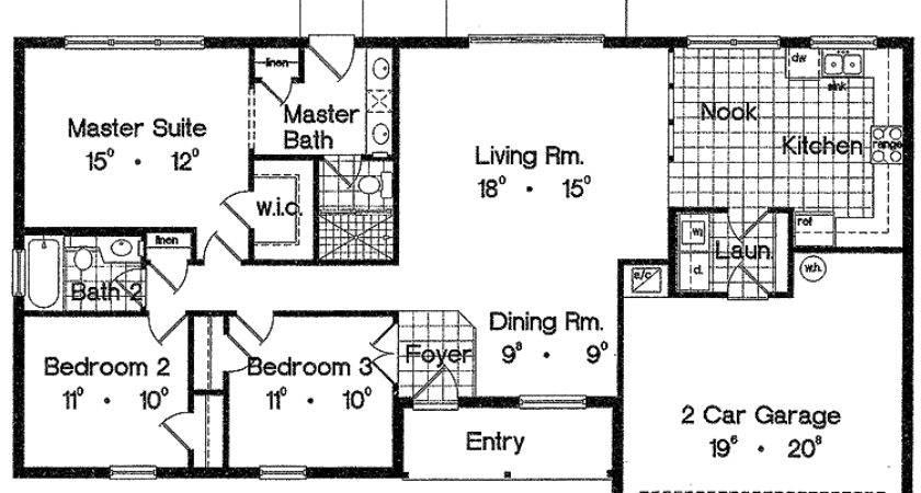 House Plans Pricing Blueprints Sets Reproducible Master