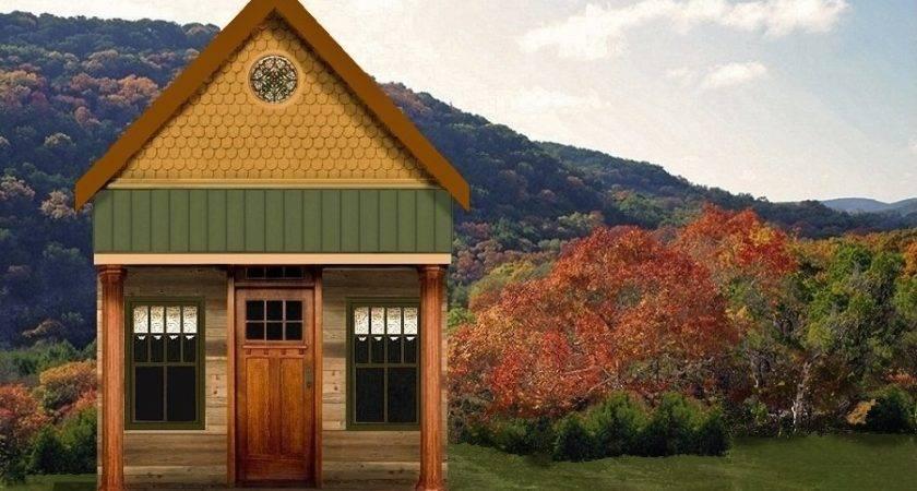 House Texas Tiny Plans Small Home Micro