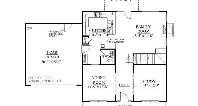 Houseplans Biz House Plan Hartwell