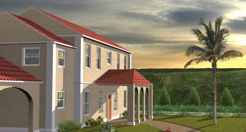 Houses Each Lwo Obj Formats Customize House