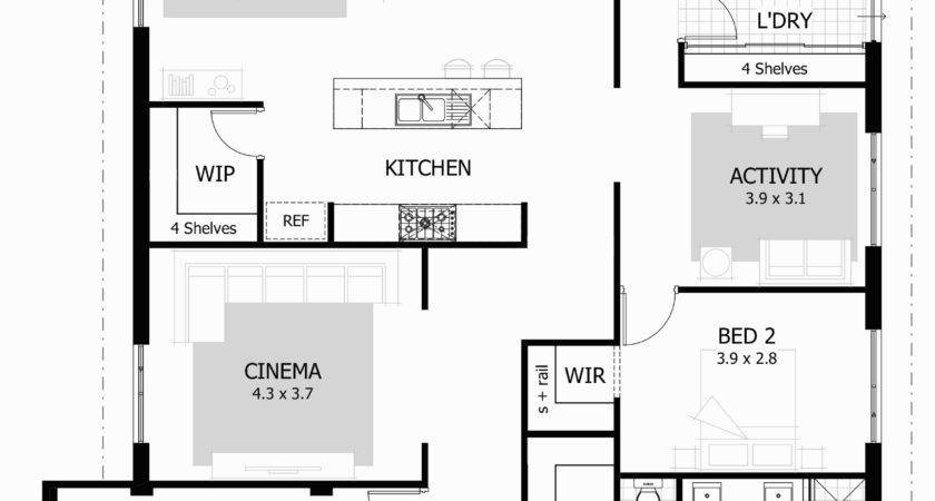 Houses Floor Plans Best Bedroom House Home