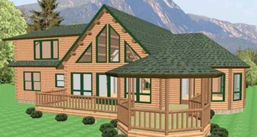 Houses Sale Cedar Log Home Package Kit Html