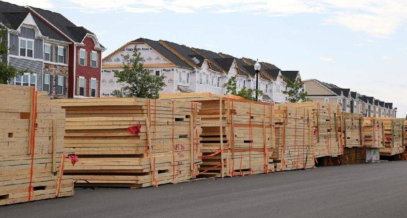 Housing Starts Hit Month Low Nwadg