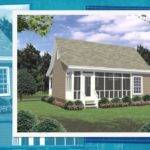 Hpg Square Feet Bedroom Bath Bungalow House Plan