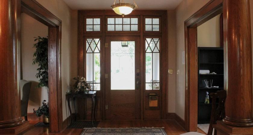 Hum House Doorway Inside Human All Too