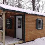 Hunting Cabin North Country Shedsnorth Sheds