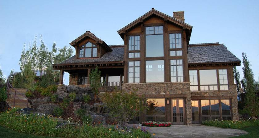 Huntsman Springs Mountain Lodge Homes Headwaters Construction