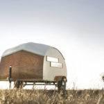 Hutte Hut Prefab Trailer Exterior Dwell