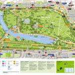 Hyde Park London Map Welcome World Creativity